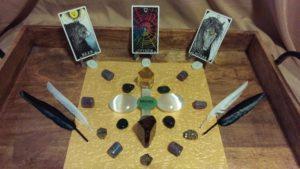 Fifth Element Healing Manifestation Grid